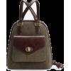 Corduroy  Backpack - Backpacks -