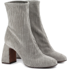 Corduroy Boots - Škornji -