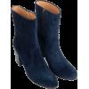Corduroy Boots - Buty wysokie -