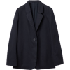 Cos Cotton Blazer - Jacket - coats -