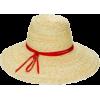 Cote Dazur Straw Hat - Šeširi -