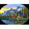 Cottage - Buildings -