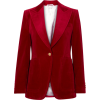 Cotton-blend velvet blazer - Sakoi -