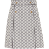 Cotton Blend Skirt - Gucci - Faldas -