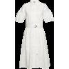 Cotton midi dress - Dresses -
