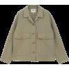 Covetblan Jacket - Jacket - coats -