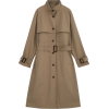 Covetblan Trench Coat - Jacket - coats -