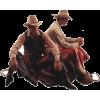 Cowboy - Menschen -