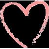 Crayon Heart - Illustrations -