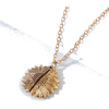 Creative Exaggerated Wild Sunflower Necklace Wholesale Nihaojewelry Nhps227065 - Collane -