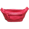 Croc Print Waist Pack in Fashion Colors by Buxton Pink - Accessori - $19.95  ~ 17.13€