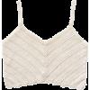 Crochet Top - Camisas sin mangas -
