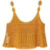 Crochet Top - Tanks -