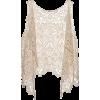 Crochet Vest - Jacket - coats - $15.99