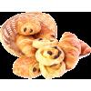 Croissant - Alimentações -
