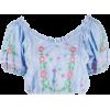 Crop Top - Shirts -