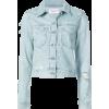 Cropped Jean Jacket - Jacket - coats -