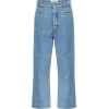 Cropped Jeans - Dżinsy -