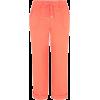Cropped Poplin Trousers - Capri & Cropped -