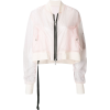 Cropped bomber jacket - Jacket - coats -