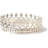 Crown ring from Etsy in silver - Pierścionki -