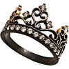 Crown ring oasap - Rings -