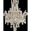 Crystal Chandelier - Furniture -
