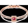 Crystal bracelet (Menton Ezil) - Bracelets - $180.00