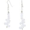 Crystal Clear Quartz Earring - Earrings -