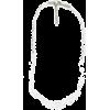 Crystal Clear Quartz Necklace - Necklaces -