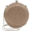 Crystal Embellished Circle Clutch NORDST - Clutch bags -