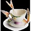 Cup Saucer Spoon - 小物 -