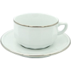 Cup and Saucer Le Pigalle maisonflaneur - Meble -