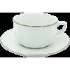 Cup and Saucer Le Pigalle maisonflaneur - Arredamento -