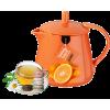 Cup and pot of tea - Напитки -
