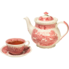 Cup and pot of tea - Beverage -