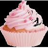 Cupcake - Alimentações -