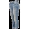 Current/Elliott Slim-fit Cropped Denim - Jeans - $262.84