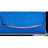 Curve Clutch Bag - Clutch bags -