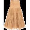 Cynthia Polka-Dot Tulle Skirt by Alexis - Suknje -