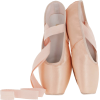DAMSKE ballet shoes - Balerinke -