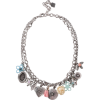 DANNIJO Amabella burnished silver-tone, - Necklaces -