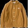 DANTON camel ligth brown jacket - Jacket - coats -
