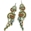 D Csengeri earrings - Aretes -