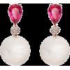 DE GRISOGONO - Earrings -