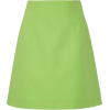 DELPOZO A Line Mini Skirt - Röcke -