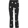 DEREK LAM 10 CROSBY Cropped polka-dot co - Capri & Cropped -