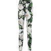 D&G Floral Pants - Capri hlače -