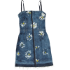 D&G denim mini dress - Dresses -
