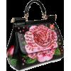 D&G floral bag - Torebki -